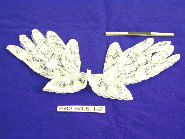 wedding accessory; glove