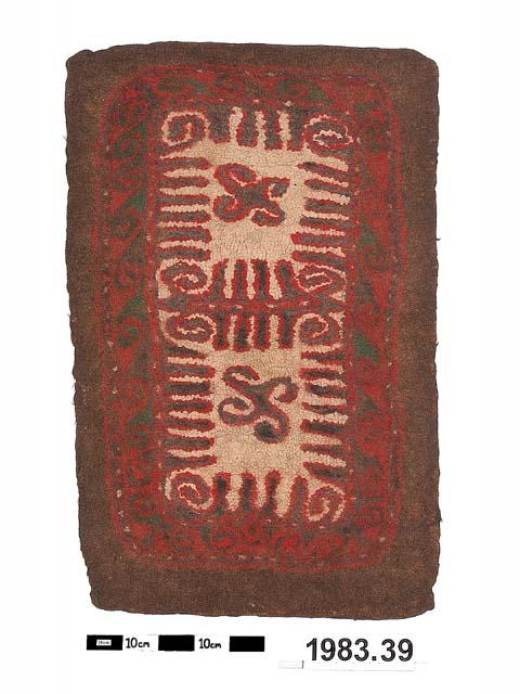 textile; floor felt; Keçe