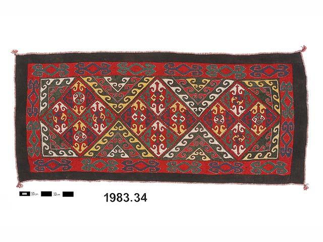 textile; floor felt