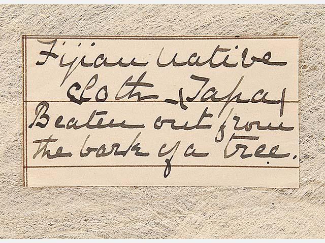 Label (museum no.nn343)