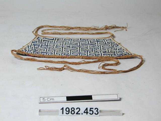 General view of object no. 1982.453.