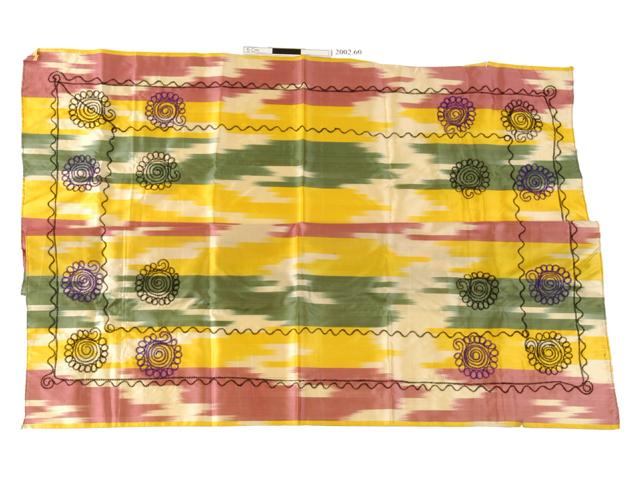 sample (textiles); ikat; textile