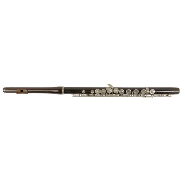 transverse bass flute