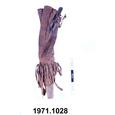 General view of whole of Horniman Museum object no 1971.1028
