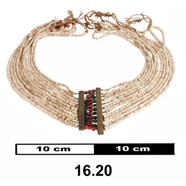 necklet (neck ornament (personal adornment))