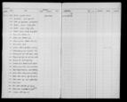 General view of page with entries for object nos 1971.526 - 1971.550 (October 1971) from 1971-1978 ethnography accessions register, object no. ARC/HMG/CM/001/011.