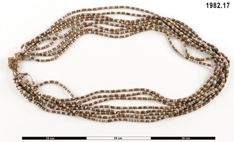 necklace (neck ornament (personal adornment))