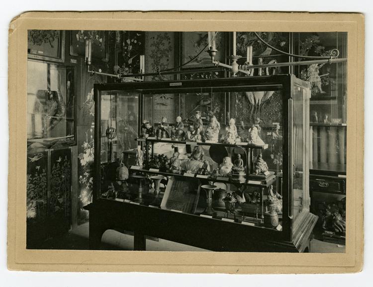 Surrey House Museum: Oriental Saloon