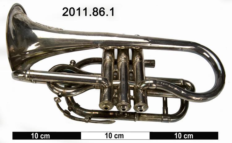 cornet; cornet in Bb