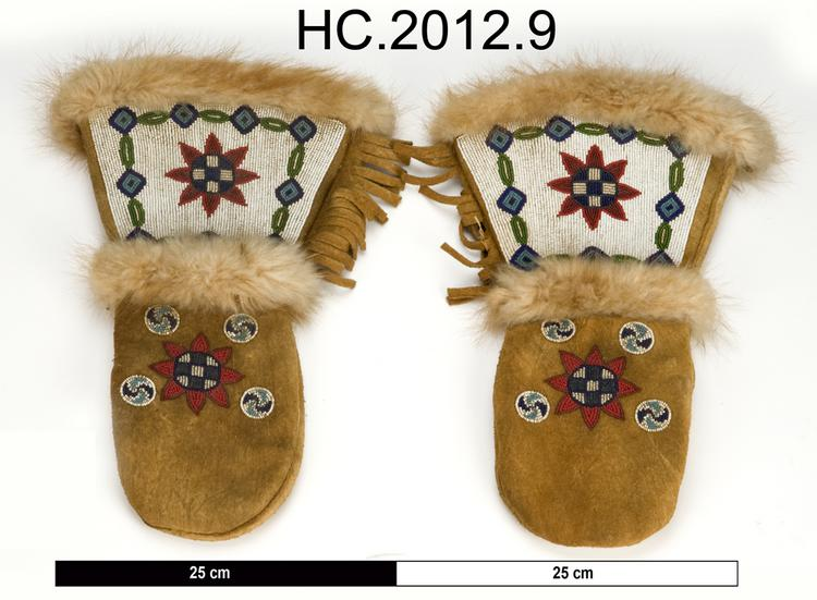 General view of object no. HC.2012.9.
