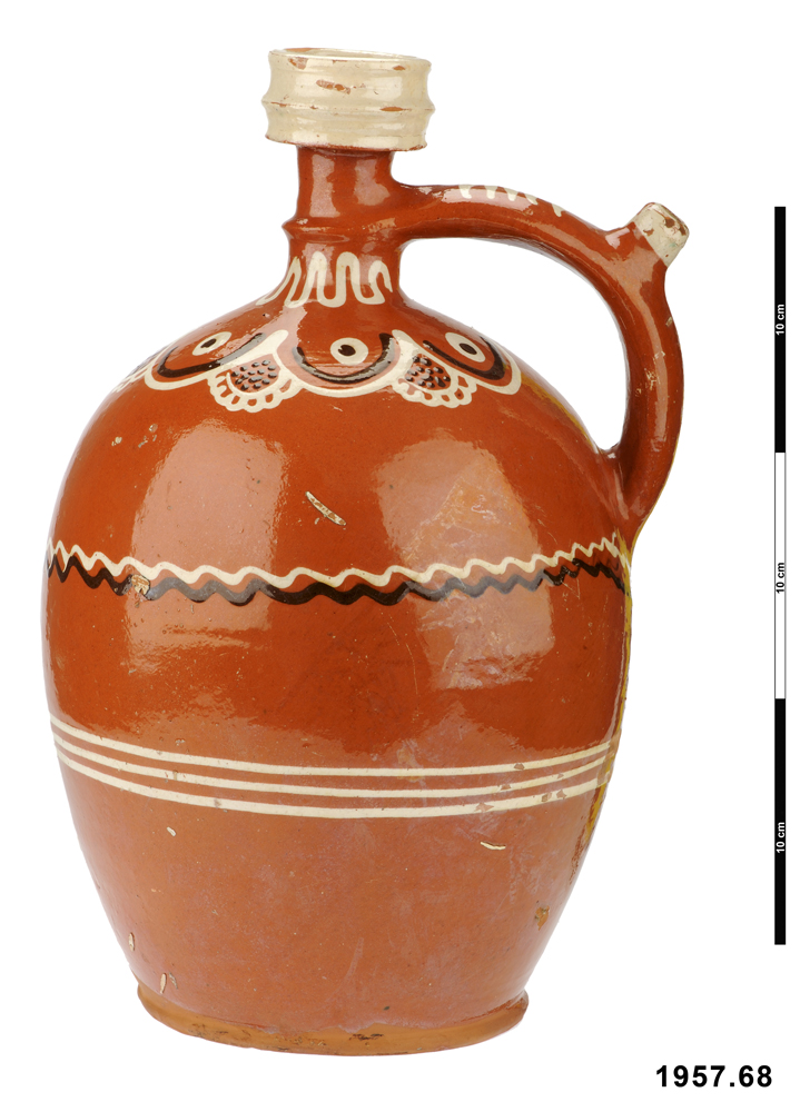 water pot (water container (food service)); wine container