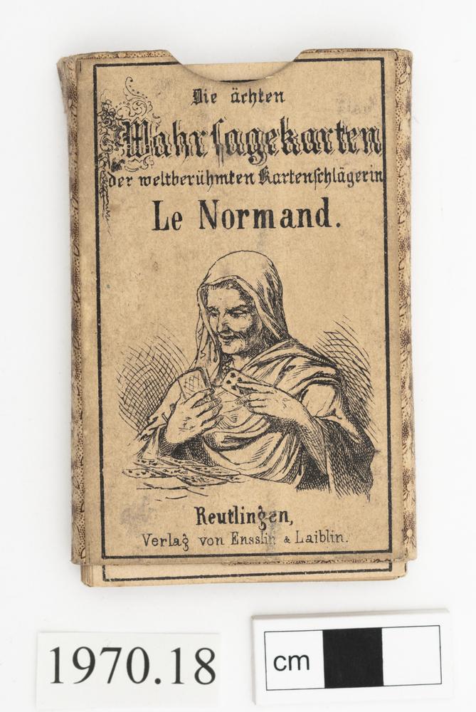 divination cards