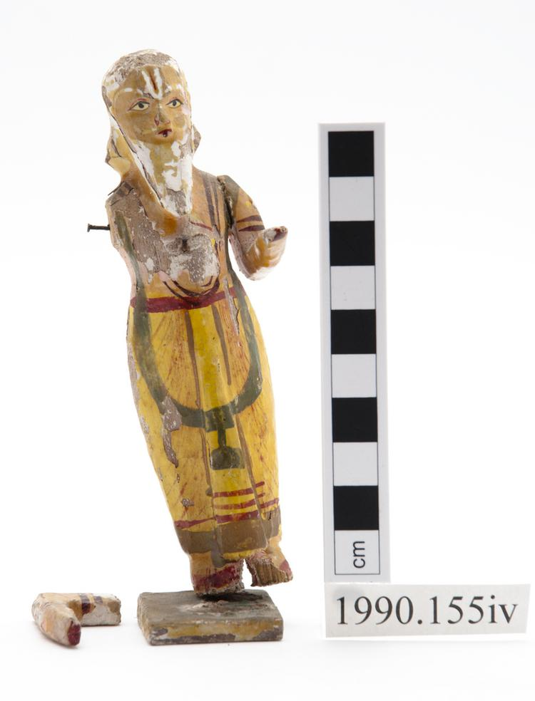 Frontal view of whole of Horniman Museum object no 1990.155iv