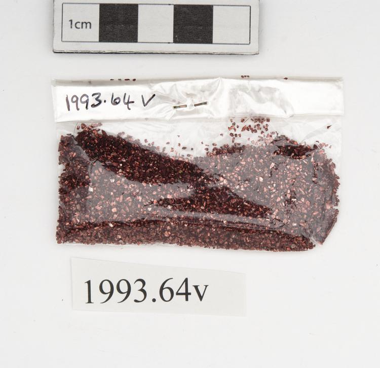 General view of whole of Horniman Museum object no 1993.64v