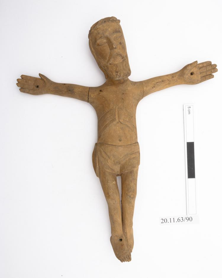 Frontal view of whole of Horniman Museum object no 20.11.63/90