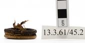 General view of whole of Horniman Museum object no 13.3.61/45.2