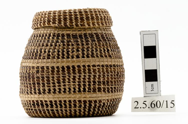 General view of whole of Horniman Museum object no 2.5.60/15