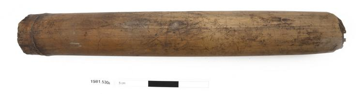 General view of whole of Horniman Museum object no 1981.530ii