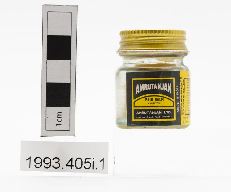 General view of whole of Horniman Museum object no 1993.405i.1