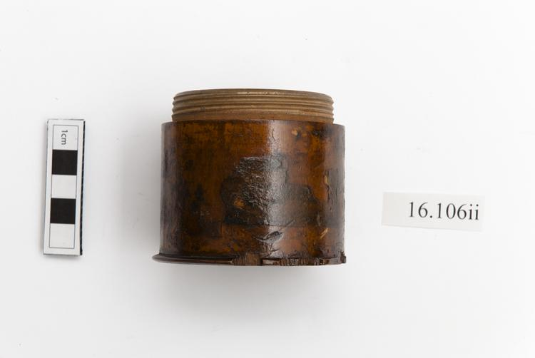 Frontal View of whole of Horniman Museum object no 16.106ii
