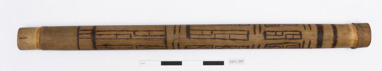 General view of whole of Horniman Museum object no 1971.597