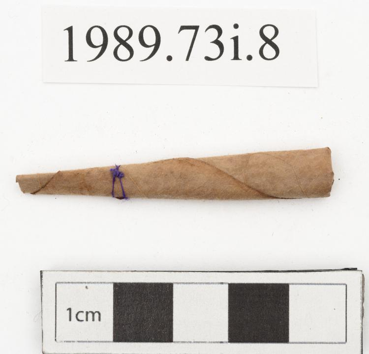 General view of whole of Horniman Museum object no 1989.73i.8