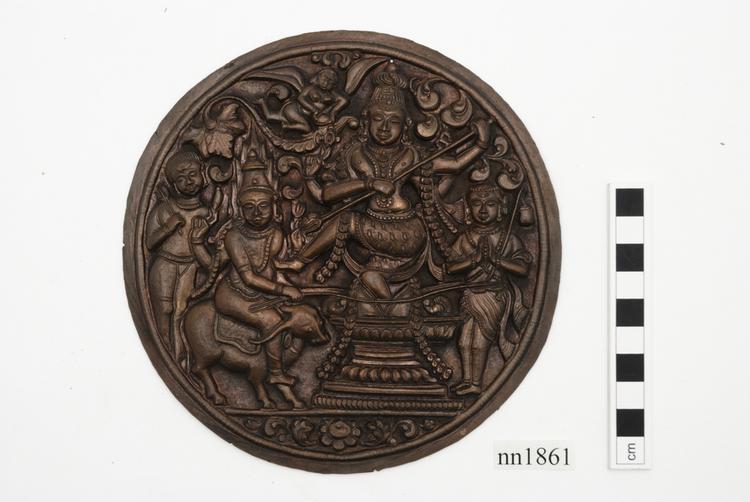 plaque (ritual & belief: representations)