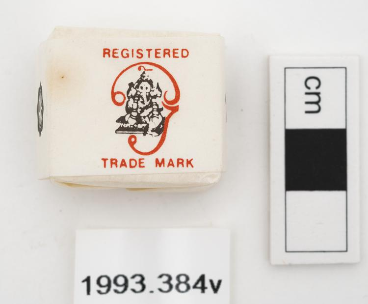 General view of whole of Horniman Museum object no 1993.384v