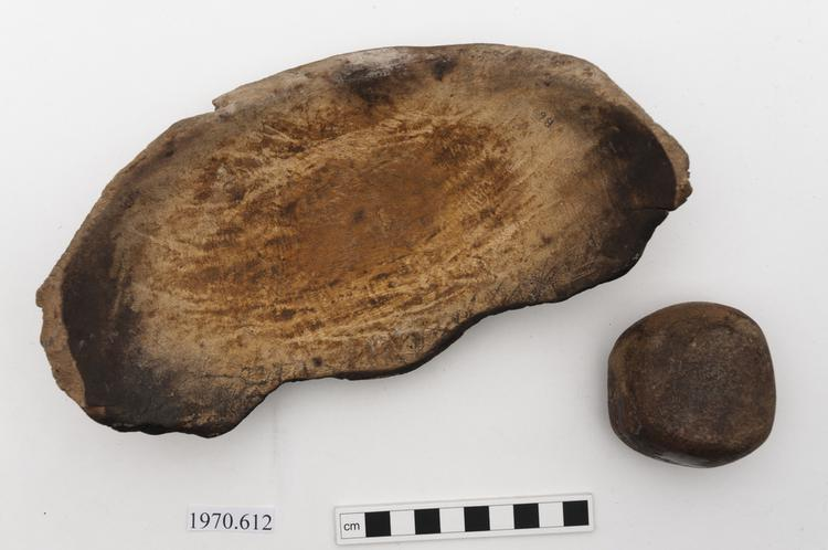 General view of whole of Horniman Museum object no 1970.612