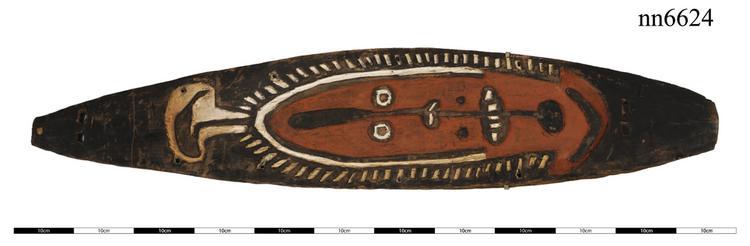 ceremonial board; ceremonial shield
