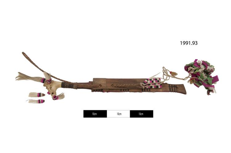 General view of whole of Horniman Museum object no 1991.93