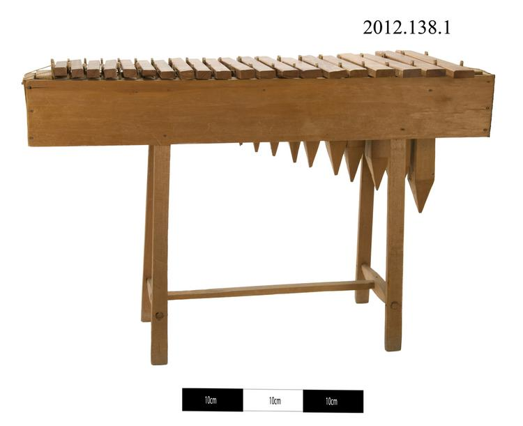 General view of whole of Horniman Museum object no 2012.138.1