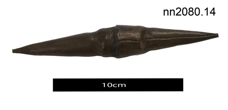 General view of whole of Horniman Museum object no nn2080.14