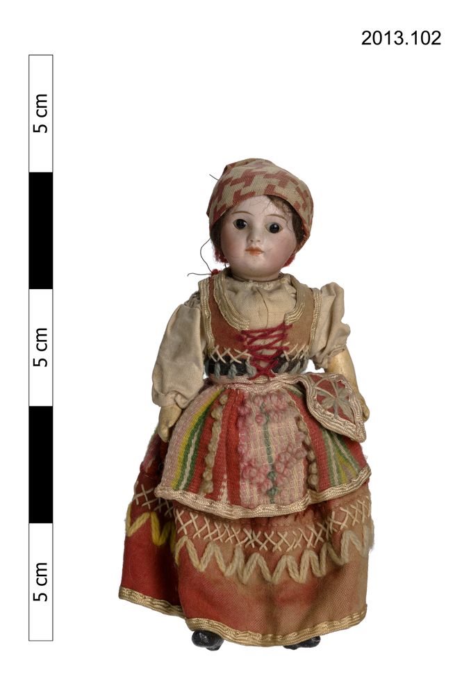 doll (pastimes: toys)