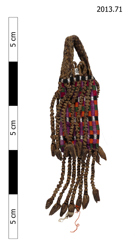 Frontal view of whole of Horniman Museum object no 2013.71
