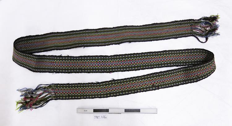 General view of whole of Horniman Museum object no 1981.476iii