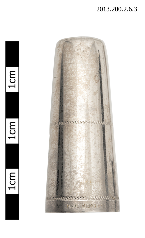 General view of whole of Horniman Museum object no 2013.200.2.6.3