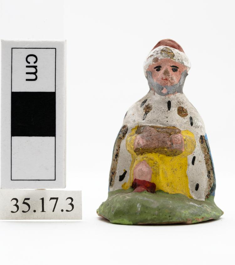 General view of whole of Horniman Museum object no 35.17.3