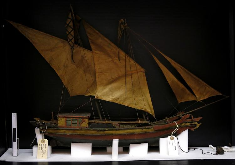 General view of whole of Horniman Museum object no 3020