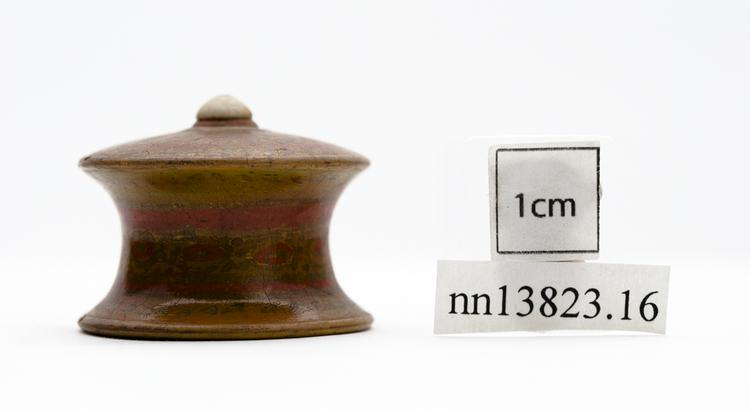 General view of whole of Horniman Museum object no nn13823.16