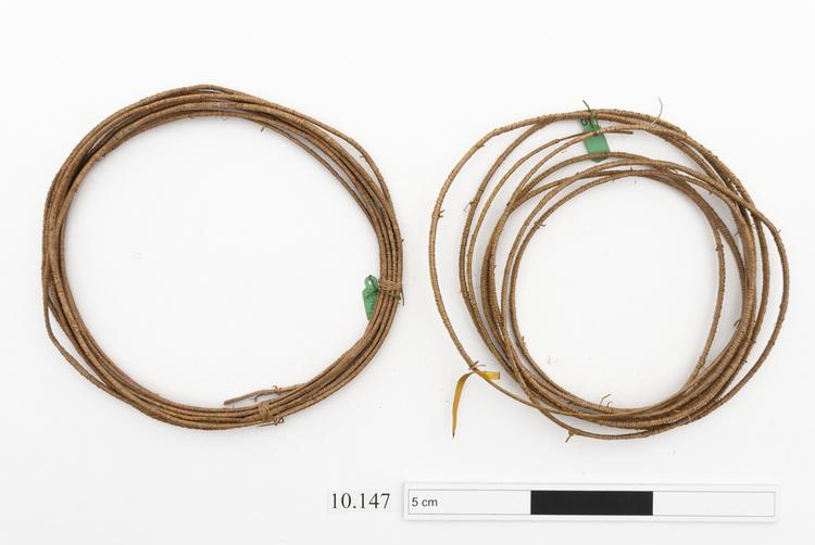 Top view of whole of Horniman Museum object no 10.147