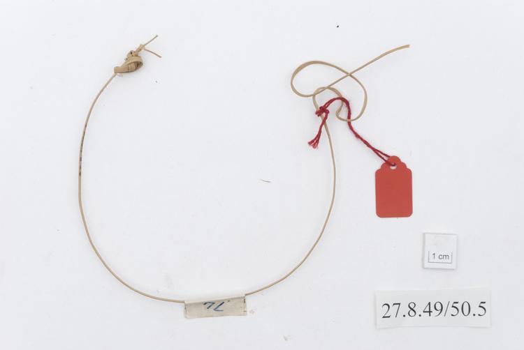 tie (fastener (clothing: accessories))