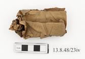 General view of whole of Horniman Museum object no 13.8.48/23iv