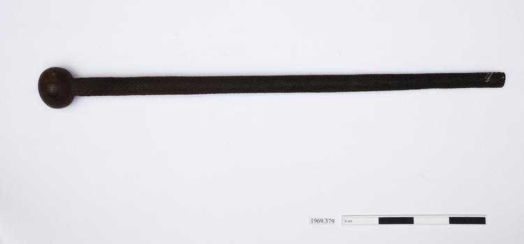 General view of whole of Horniman Museum object no 1969.379