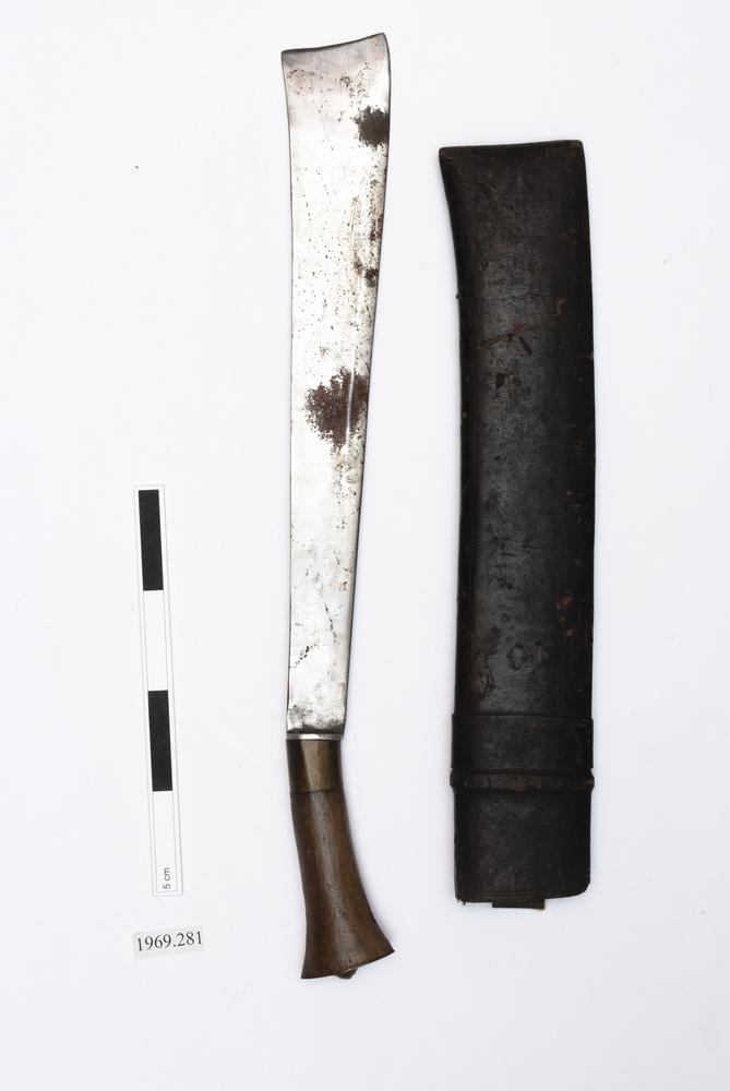 dao; sword sheath (sheath (weapons: accessories))
