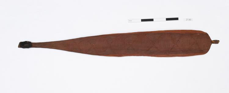 General view of whole of Horniman Museum object no 27.83