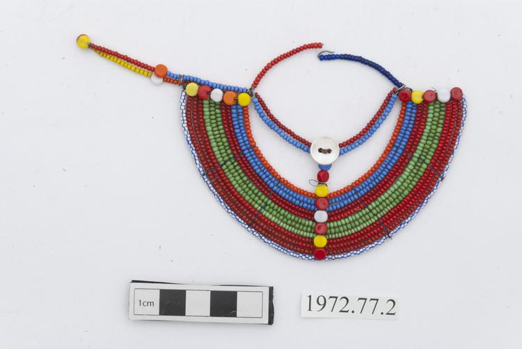 General view of whole of Horniman Museum object no 1972.77.2
