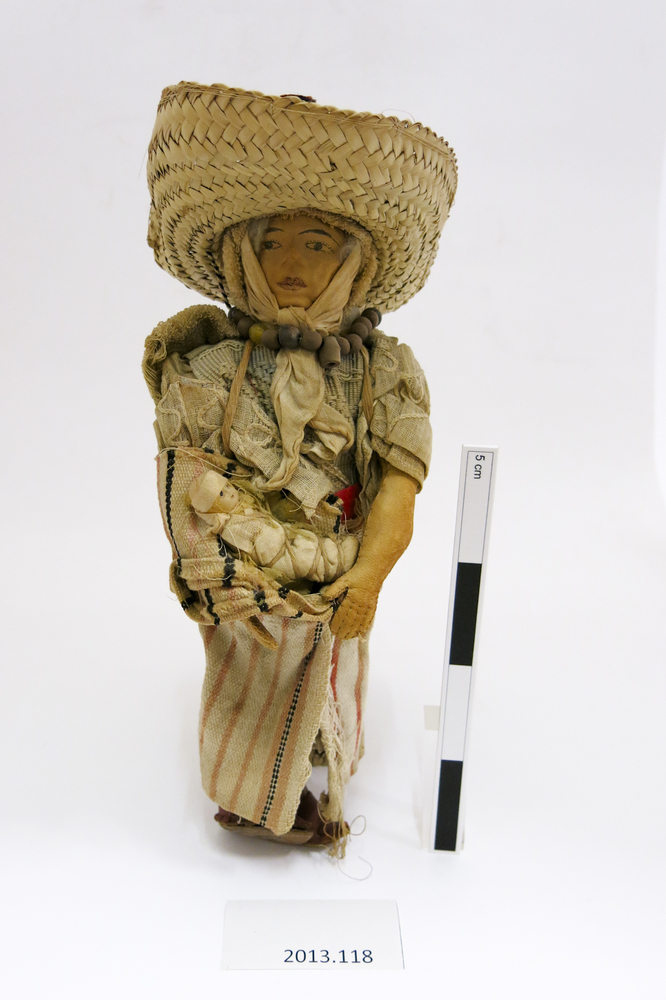 General view of whole of Horniman Museum object no 2013.118