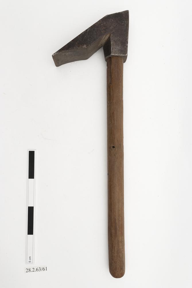 adze-hammer (adze (general & multipurpose))