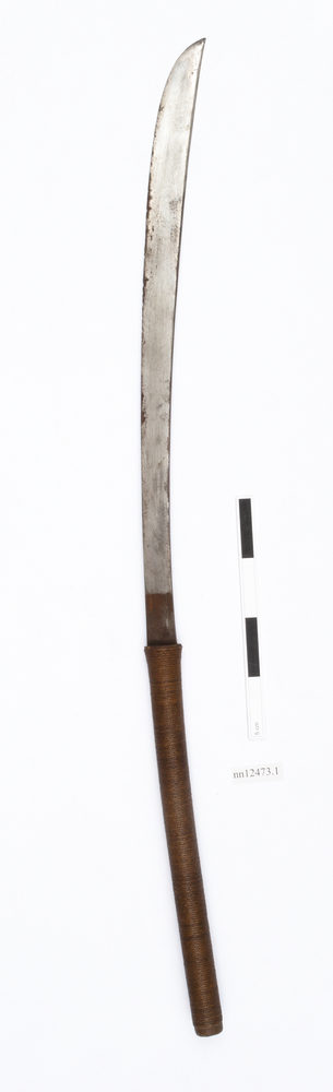 sword (weapons: edged); dha